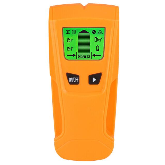 [Multi Scanner Stud Finder] Stud Wall Sensor Finder Center Finding with Liv Z5J9