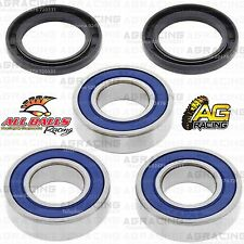 All Balls Rear Wheel Bearings & Seals Kit For Suzuki RM 125 2007 07 Motocross