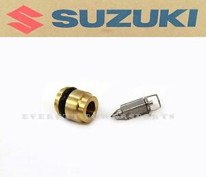 Details about Suzuki Carburetor Float Valve Carb Needle Seat Assembly LT 80  Quad Sport #K171