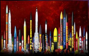 Estes Model Rocket Engine B6-6 3-PACK NEW!