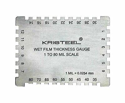 Kristeel Shinwa 60-120 Degree Countersink Angle Gauge