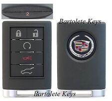 OEM Key Fob Keyless Remote Driver #2 Fits 2008 2009 2010 Cadillac SRX