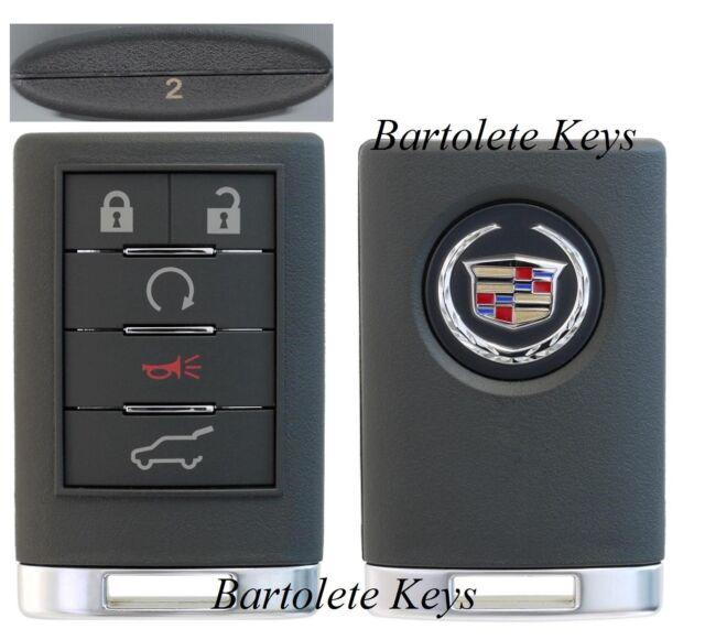 OEM Fob Remote #2 For 2009 Cadillac CTS Wagon ONLY