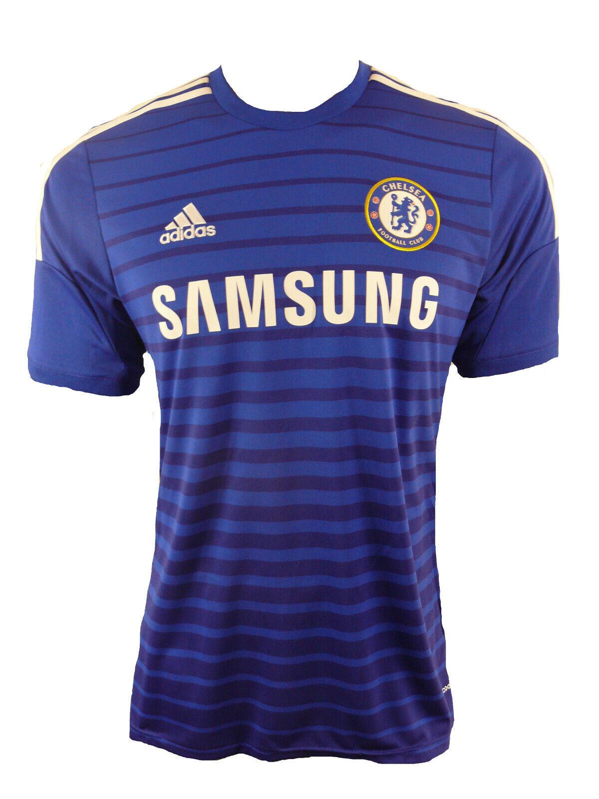2128db9b7 Adidas Chelsea London Tricot GR.XXL FC Jersey nuwqjb4237-Clubs anglais