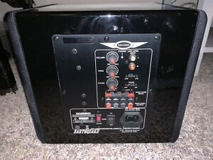 Earthquake MiniMe P8 V1 Home Audio/Video Theater Subwoofer Sound Speaker