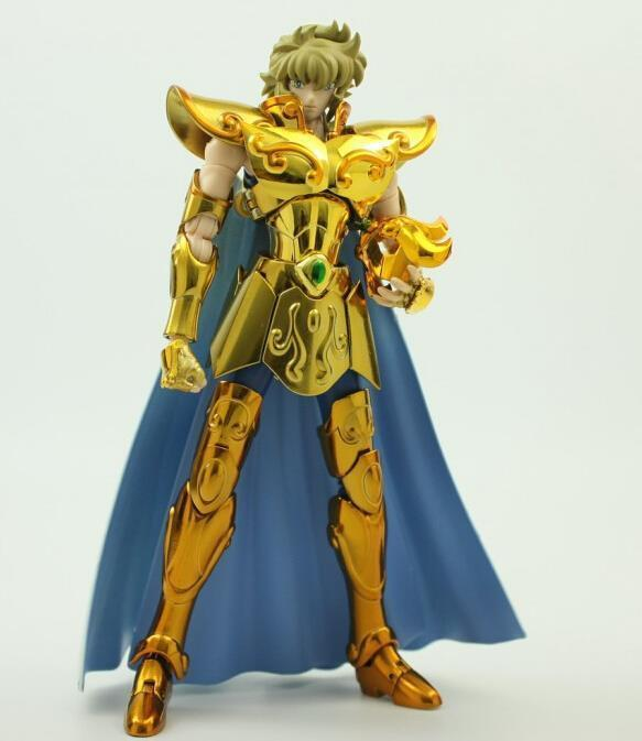 ST MC Saint Seiya EX Leo / Lion Aiolia Myth Cloth Action Figurine