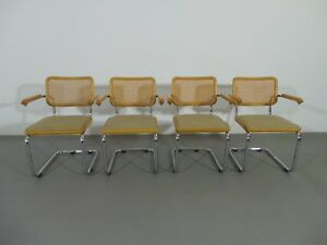 Image Is Loading Thonet 1 X Chair Model S 64 Cantilever