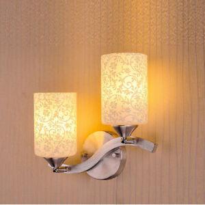 Details About Wall Lights Modern Gl Indoor Lamp Sconce Aisle Porch Light Fixtures Uk