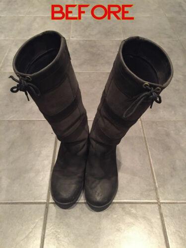 Hold-Ensemble de démarrage de stockage anti Slouch clip pour hautes /& Dublin type boots