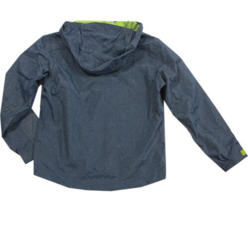 Outburst Regenjacke Funktionsjacke Jungen Kinder Kapuze Wasserdicht Gr.140-164