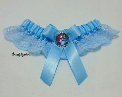 Piccolo La Sirenetta Ariel Disney Sposa Giarrettiera. Qualsiasi Carattere/colore-ur It-it