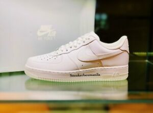 NIKE AIR FORCE 1 LOW OG TRIPLE WHITE SIZE 9.5