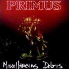 Miscellaneous Debris [EP] by Primus (CD, Mar-1992, Interscope (USA))