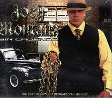 Joey Montana Sin Cadenas CD Caja De Carton New Sealed