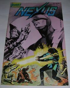Modeste Nexus N° 16 - First Comics 1986 ( Comics Usa )