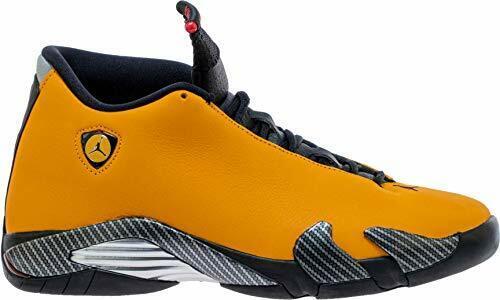 air jordan 14 retro noir et jaune