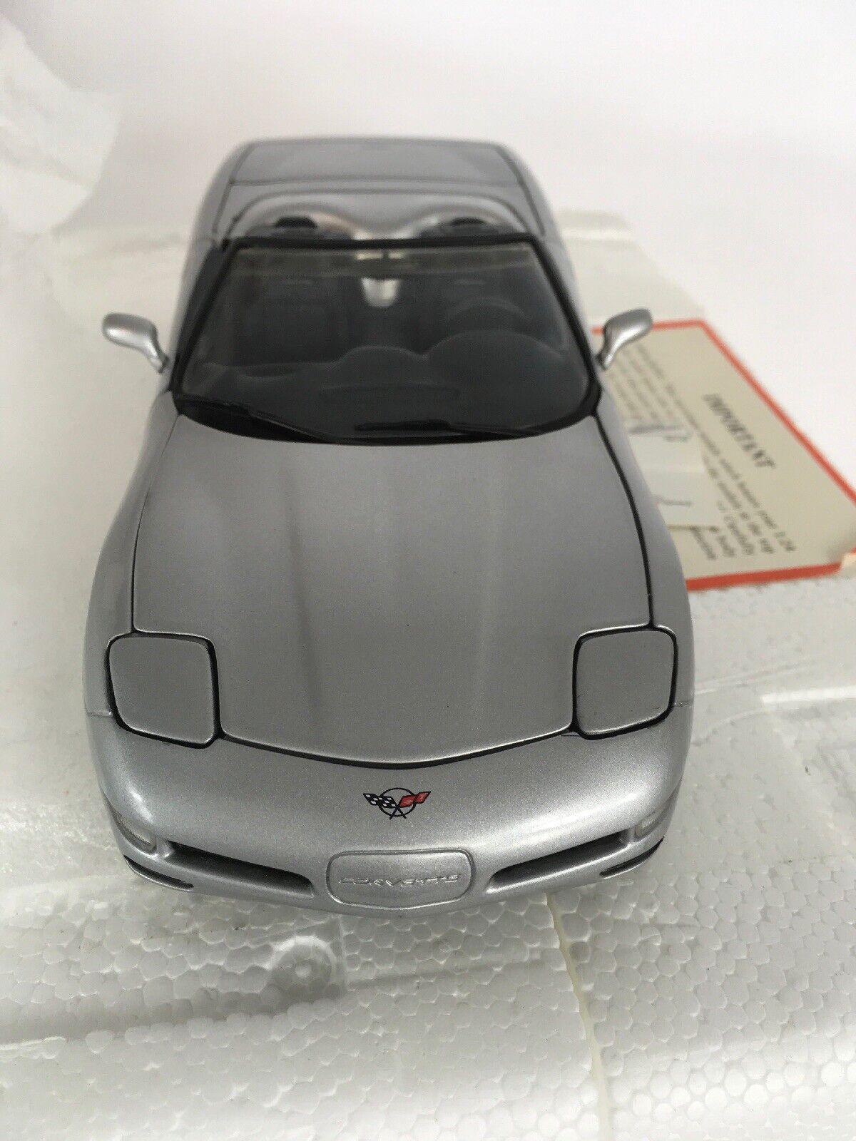 para barato Franklin Franklin Franklin mint Corvette 1 24 1998 modelo de precisión Converdeible Nuevo En Caja Con Papeles  apresurado a ver
