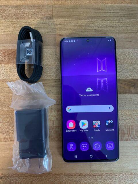 Samsung Galaxy S20 Plus 5G BTS Edition SM-G986U1 USA MODEL Unlocked NEW*   eBay