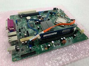 Dell-1TKCC-Intel-Core-2-Duo-E7500-2-93GHz-CPU-4GB-RAM-Desktop-Motherboard