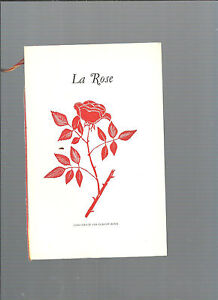 La-Rosa-Arene-Majoral-Raoul-Lino-De-Arnaud-grabado-por-Claude-Pelirrojo-REF-E35