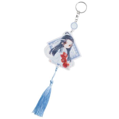 Grandmaster of Demonic Cultivation Lan WangJi Wei WuXian Acrylic Keychain Gifts