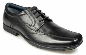 ce125cbd4 Image is loading POD-Angus-Shoes-in-Black-in-sizes-44-