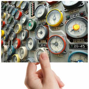 Manometers-Reactor-Charnobyl-Small-Photograph-6-034-x-4-034-Art-Print-Photo-Gift-2349