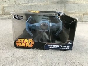 Disney-Store-Star-Wars-Darth-Vader-Tie-Fighter-Die-Cast-Vehicle-Exclusive-NEW