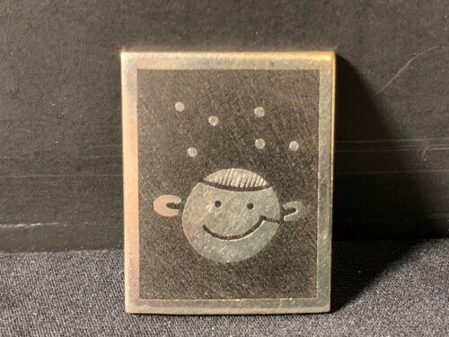 Vintage Sterling Silver Denmark C.C. Hermann Spac… - image 1