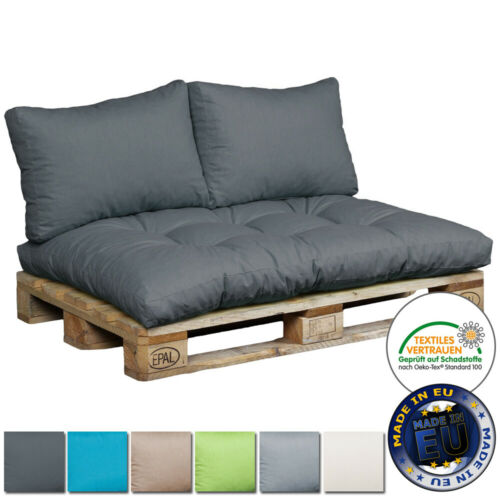Palettenkissen UniColor Palettenpolster Sitzpolster Sitzkissen Europaletten