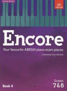 Encore-Book-4-piano-ABRSM-Grade-7-8-Your-Favourite-Exam-Pieces-Karen-Marshall