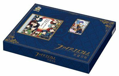 Fire Emblem Karuta Festival the 25th anniversary limited card 200pcs CD booklet