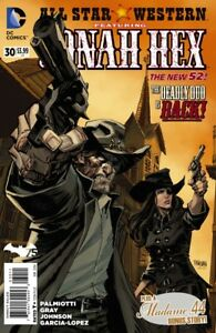 ALL STAR WESTERN (2011) #30 - New 52 - Back Issue