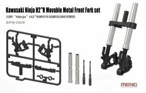 Meng-Kawasaki-H2-R-Mobile-Metal-Font-Fourche-Jeu-1-9-Kit-de-Montage-Type