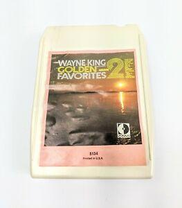 Wayne King Golden Favorites Volume 2 8 Track Tape