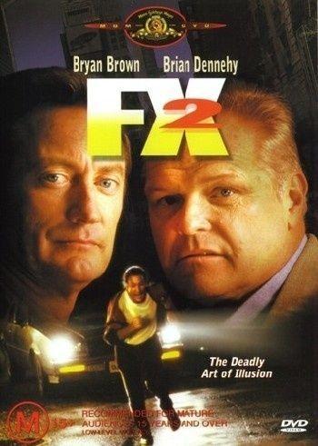 FX DVD R4 Bryan Brown NEW