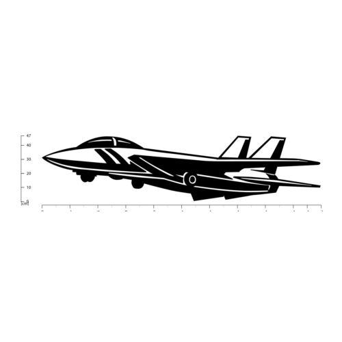 Fighter Plane RAF Army Airplane Wall Sticker WS-18648
