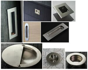 Flat-Plate-Flush-Recessed-Satin-Furniture-Steel-Cabinet-Sliding-Door-Pull-Handle