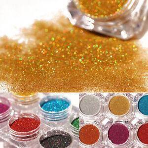 8Boxes-Holographic-Laser-Glitter-Powder-Dust-Nail-Art-Holo-Powder-Decor