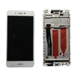 Display-Pantalla-LCD-Tactil-para-Huawei-Nova-Smart-DIG-L01-Blanco-con-Frame