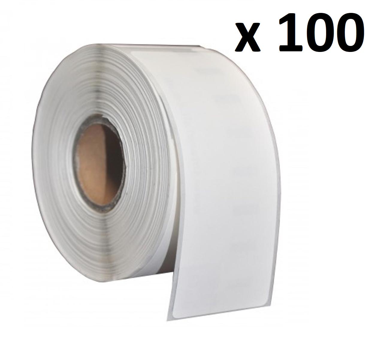 100 36 x Compatible Dymo 99012 blanc grandes étiquettes d'adresse 36 100 x 89 mm (S0722400) 705182