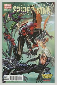 Superior-Spider-Man-31-Midtown-Comics-Variant-SIGNED-by-J-Scott-Campbell