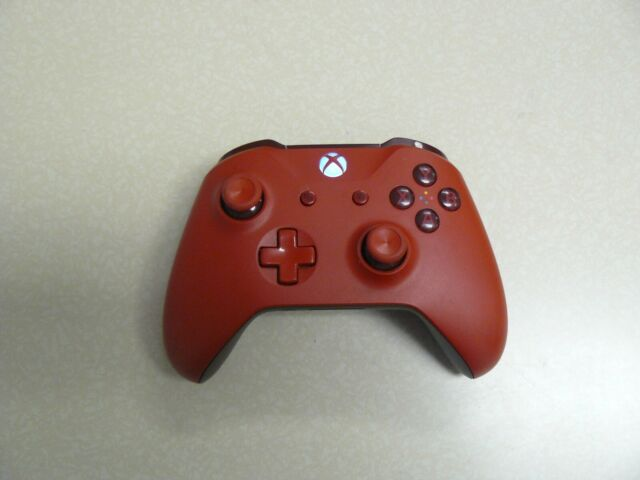 Microsoft Xbox One Wireless Controller - Red - Model 1708