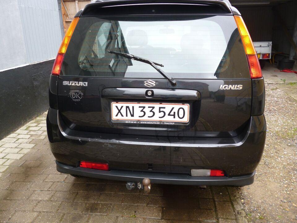 Suzuki Ignis, 1,3 Basic, Benzin