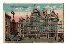CPA -Carte postale-Belgique - Antwerpen- Maison des Corporations --1932  S3965