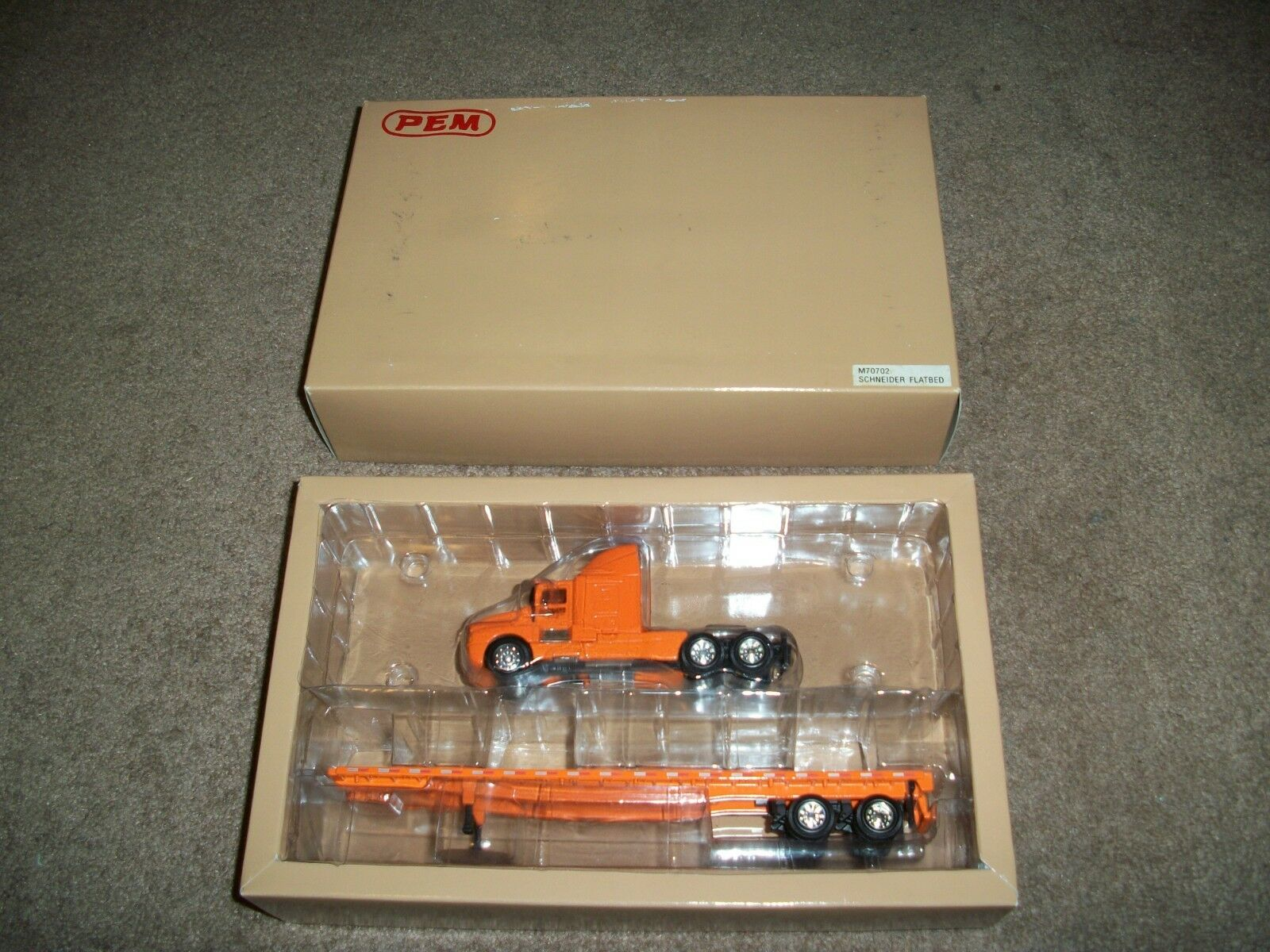 PEM - SCHNEIDER FLATBED - M-70702