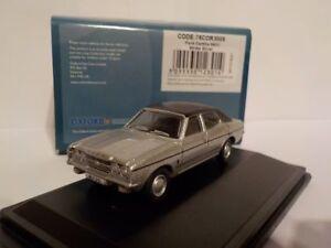 Ford-Cortina-Mk3-Silver-Model-Cars-Oxford-Diecast