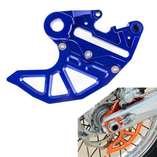 Rear Brake Caliper Disc Guard CNC For Husqvarna TC FC 125 250 350 450 2014-2017