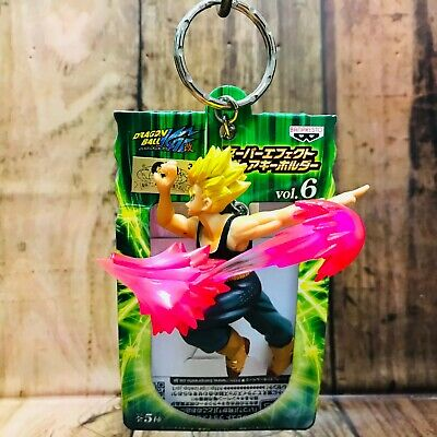 Banpresto 2010 Dragon Ball Kai Super Effects Figure KeyChain Vol.2 SS Goku