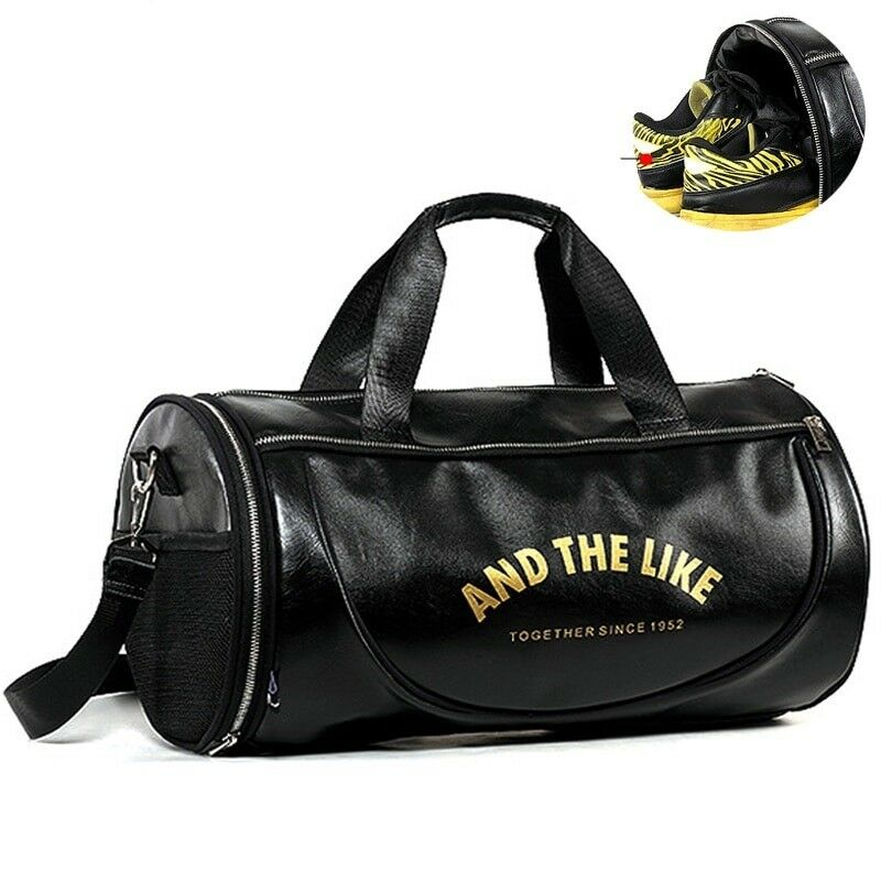Duffle Bag Unisex Outdoor Sports Gym shoes Storage Training Shoulder Handbags